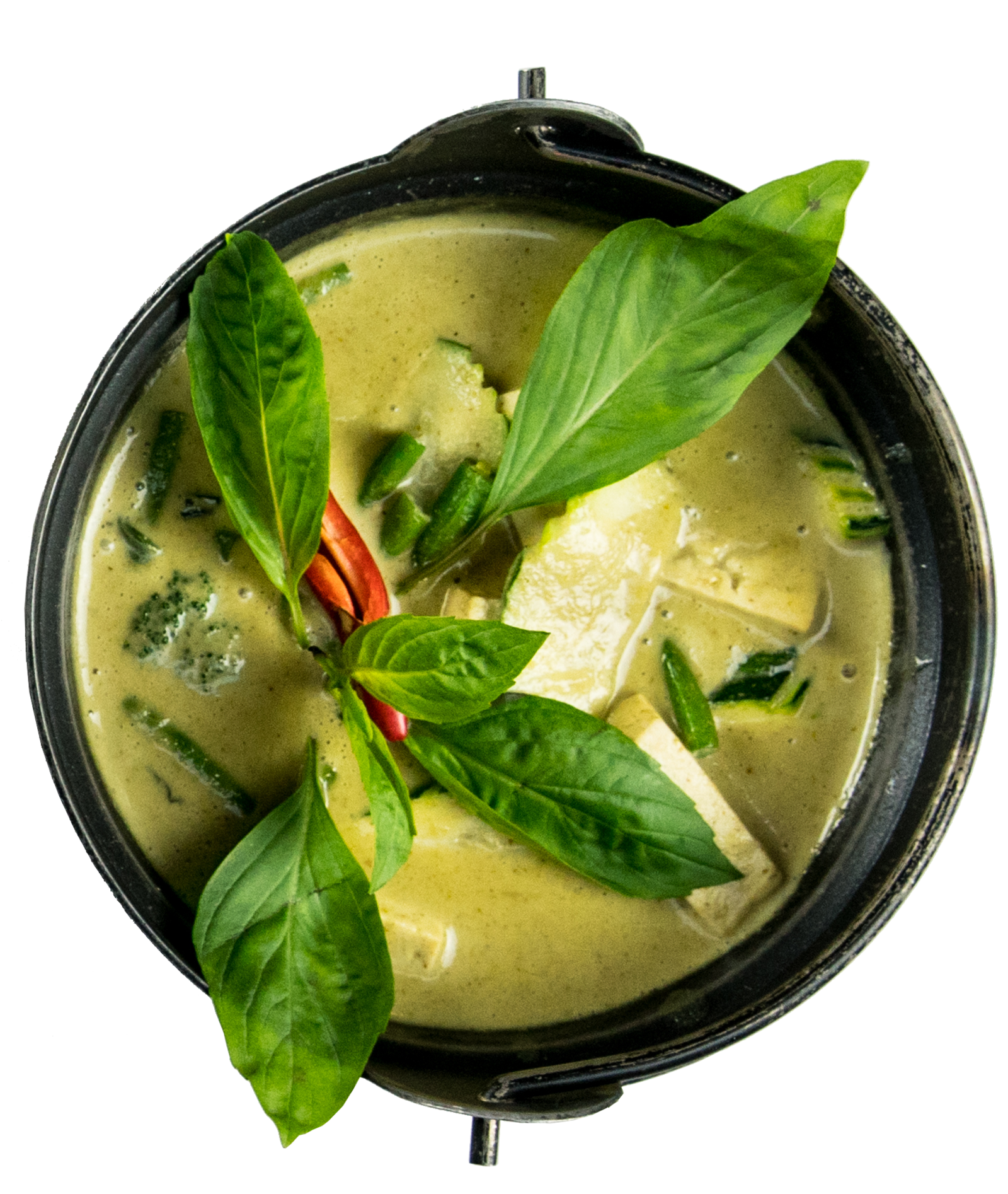 Thaikhun Thai street food thai green curry